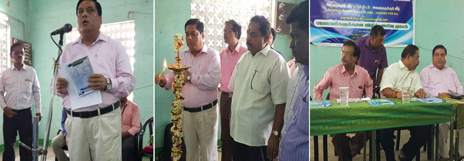image of Angikaar- outreach program launched in karaikalampakkam-Puducherry